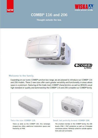 COMBI® 116 + 206
