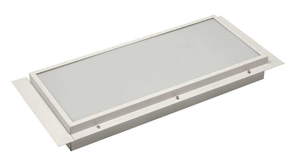 Ceiling light recessed, DAMPA ceiling system - WISKA Lighting