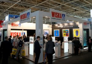 WISKA at Hannover Messe 2015