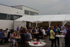 Sommerfest auf dem Firmengelände in Kaltenkirchen