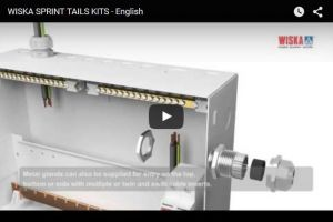 New product video for WISKA SPRINT Tails kits