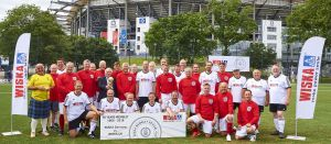 England rocks the WISKA Wembley Revival Cup