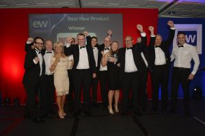 WISKA UK Ltd joins the ranks of the EW Awards winners