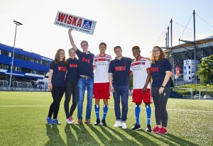 WISKA becomes official sponsor of HSV young talents