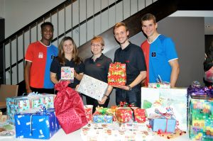 WISKA makes children's Christmas wishes come true