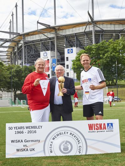 The shipbuilding and industrial supplier WISKA from Kaltenkirchen is now a new official supplier to HSV