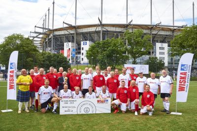 50 years of the Wembley goal: Revival of the legendary football match in Hamburg
