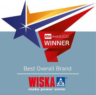 WISKA Wins Best Overall Brand at EW Awards