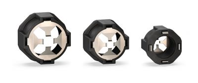 WISKA presents polyamide EMC locknut